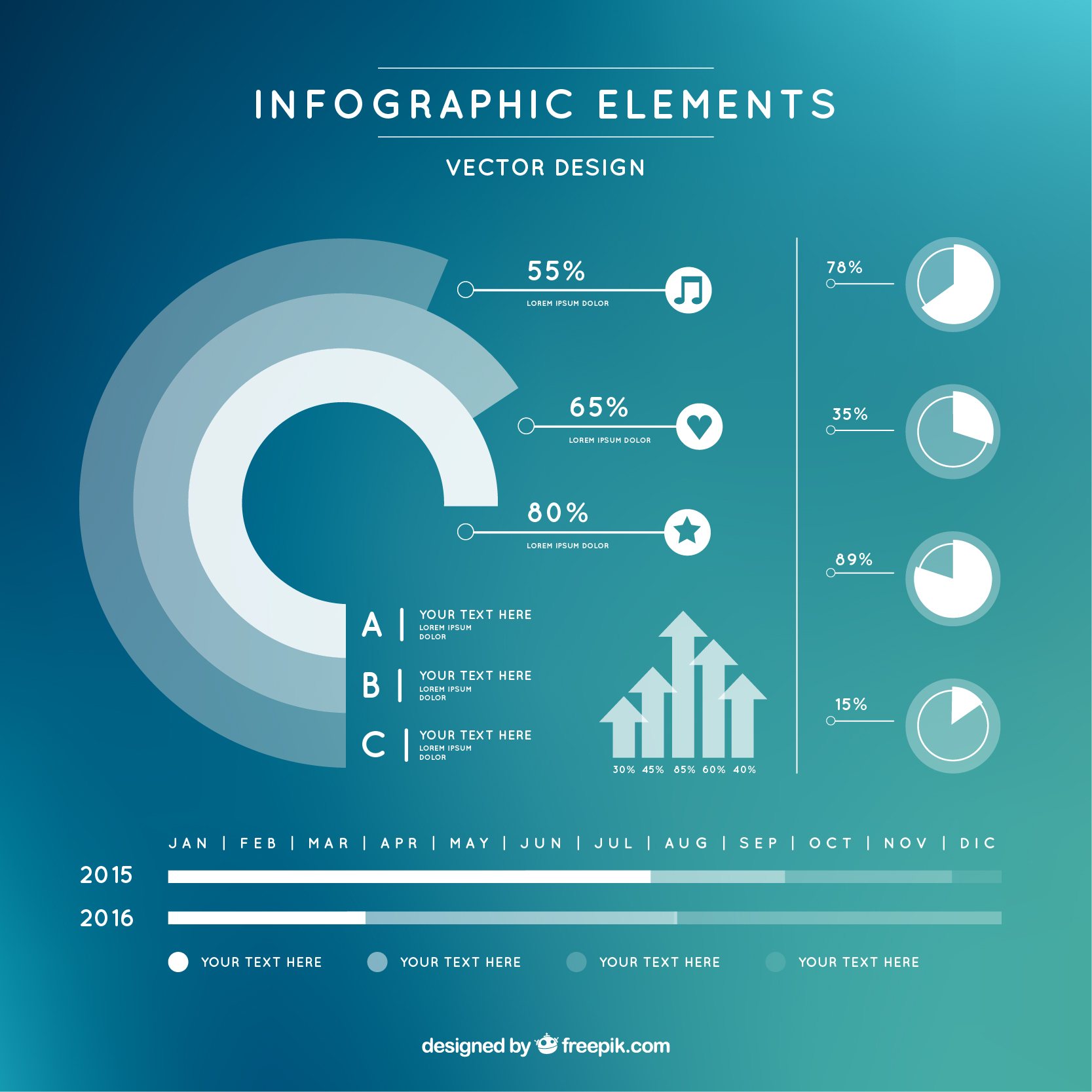 11 Steps to Create a Data Driven Infographic