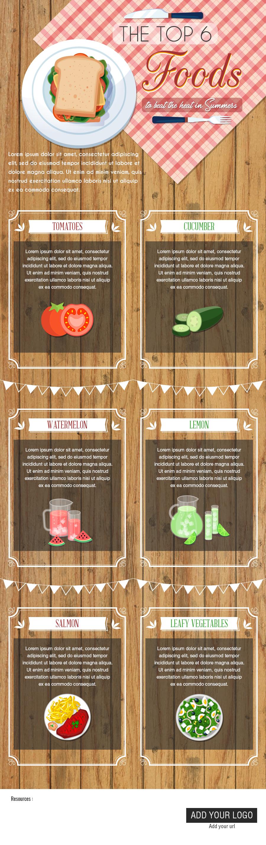 summers food