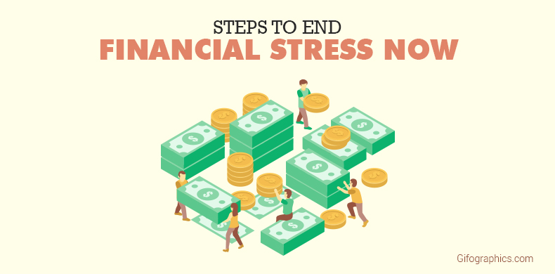 Steps to End Financial Stress Now