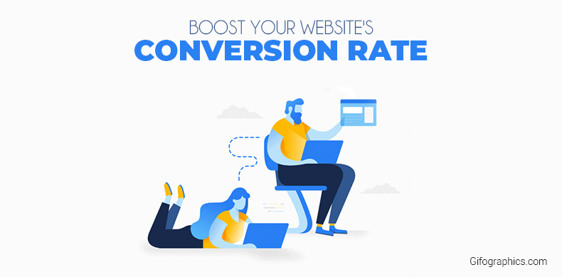 Boost your Website's Conversion Rate