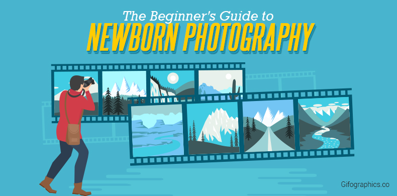 The Beginner's Guide to newborn photography