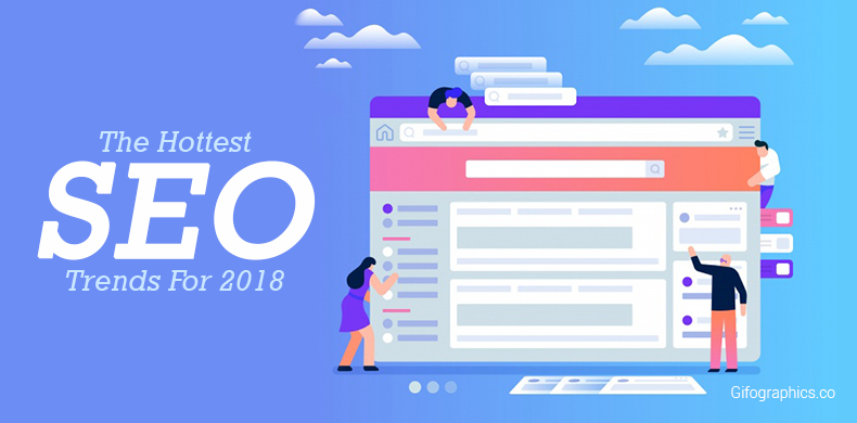The Hottest SEO Trends For 2018