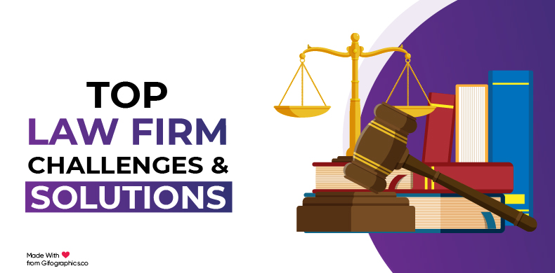 Top Law Firm Challenges & Solutions