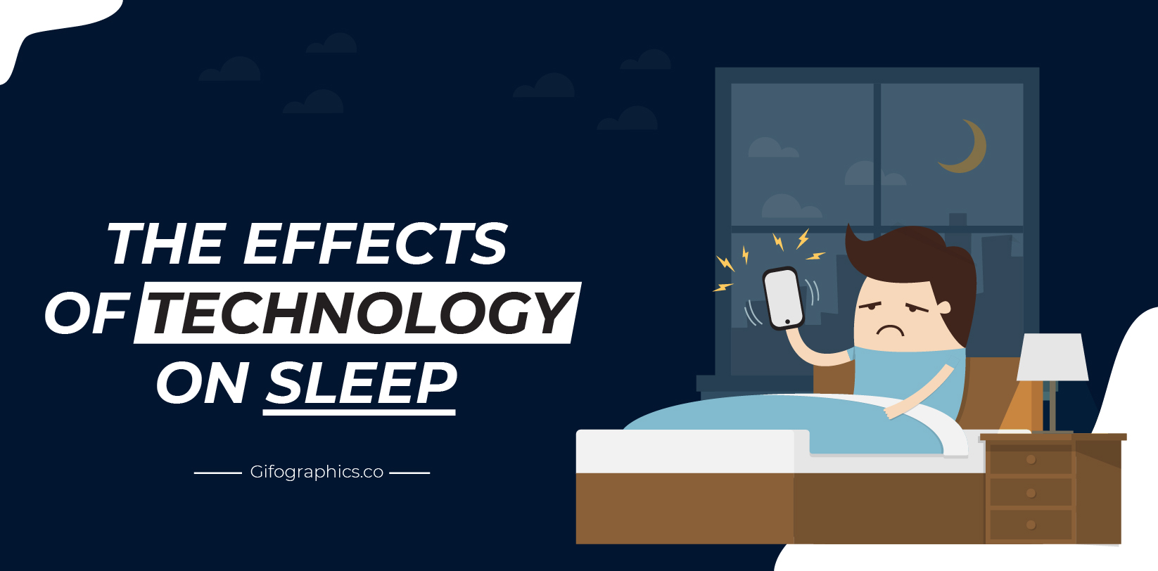 The Effects of Technology on Sleep