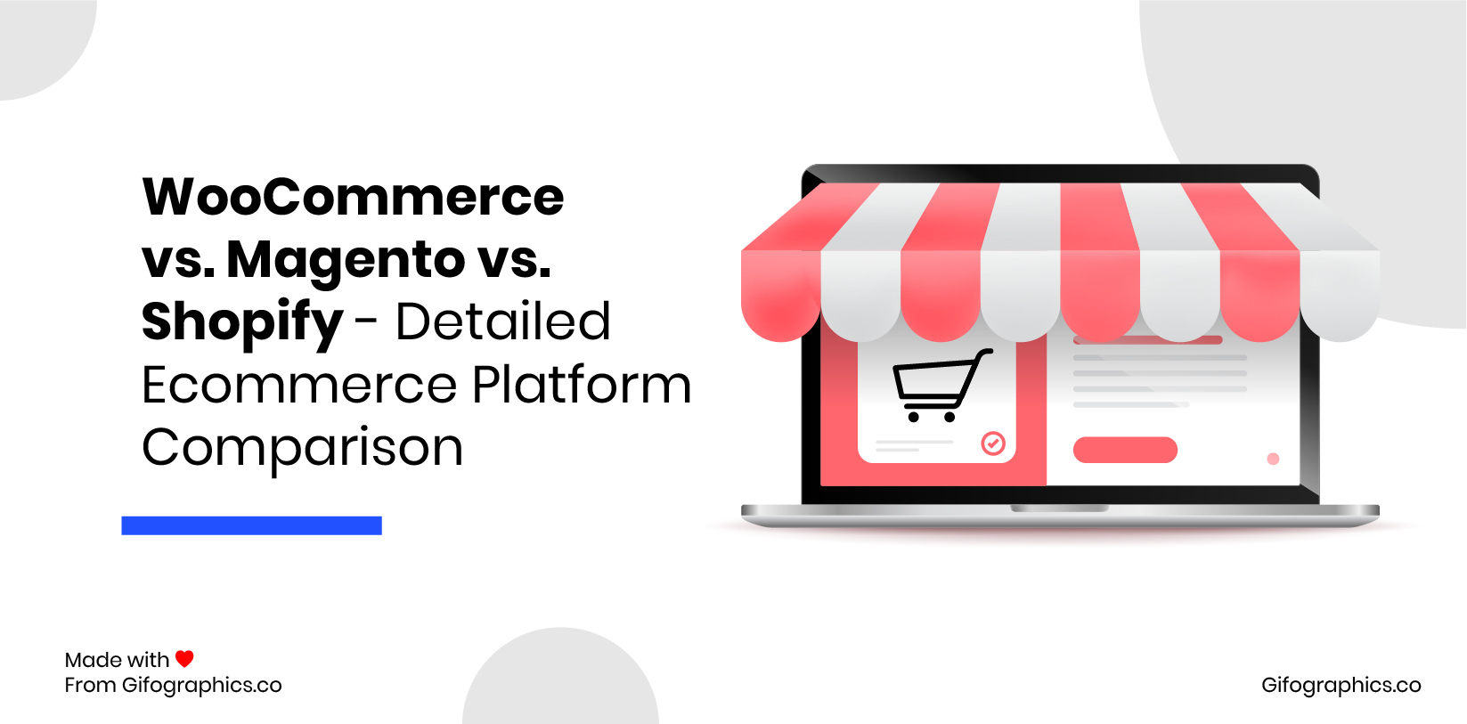 WooCommerce vs. Magento vs. Shopify - Detailed eCommerce Platform Comparison
